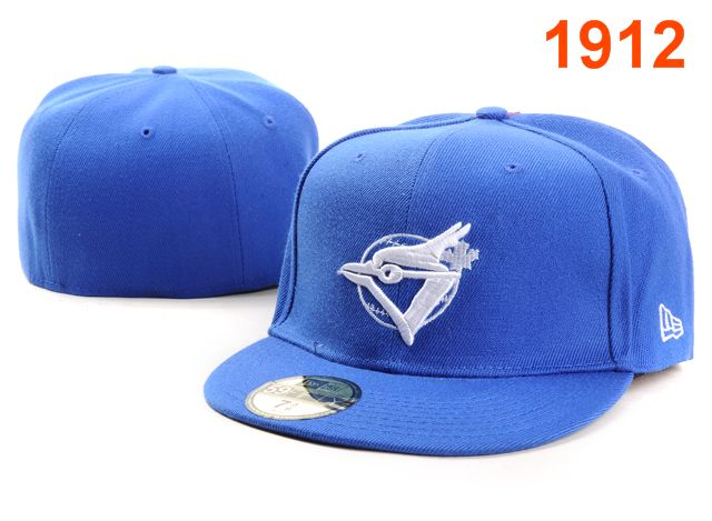 Toronto Blue Jays MLB Fitted Hat PT03